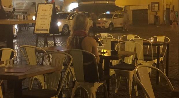 Roma choc, una 14enne denuncia: «Io, violentata a Campo de' Fiori»