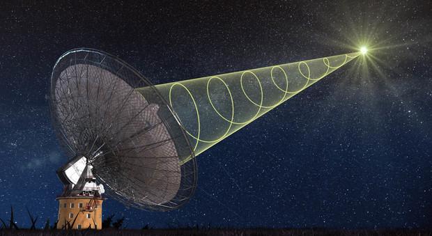 Ricercatori russi captano misterioso segnale da una stella a 95 anni luce dalla Terra