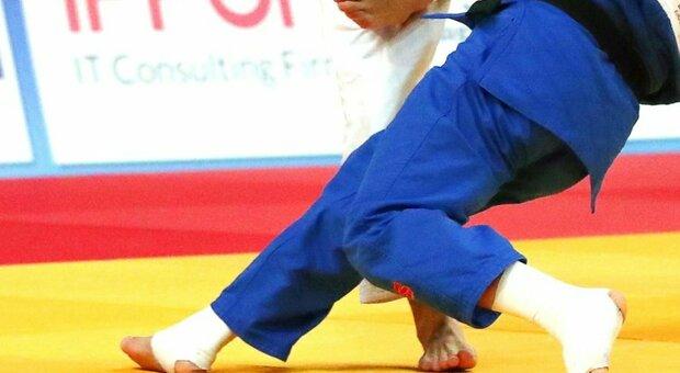 Judo, terza medaglia per gli Azzurri a Lisbona: Parlati batte Egutidze e vince il bronzo