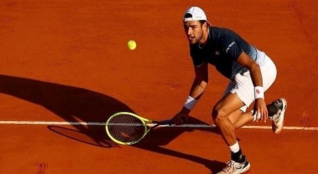 Trionfa Berrettini, battuto in finale Krajinovic 4-6, 6-3, 6-1 — ATP Budapest
