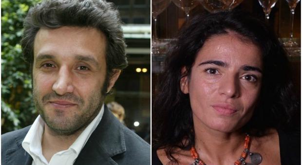 Flavio Insinna, matrimonio annullato con Graziamaria Dragani