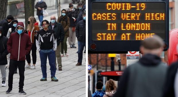 Variante del virus, primi 4 casi accertati in Spagna (a Madrid) e 3 sospetti: tutti avevano viaggiato in Gran Bretagna
