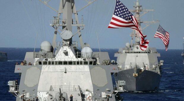Navi da guerra Usa nel mar Nero, risposta a Russia che non schierava tante truppe al confine con l'Ucraina dal 2014