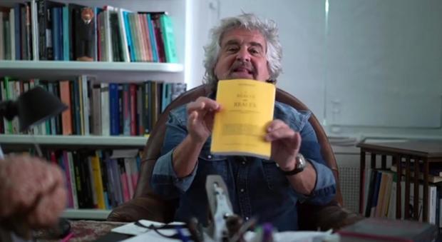M5S, Grillo: «Svolta garantista? Altra bufala dei media»