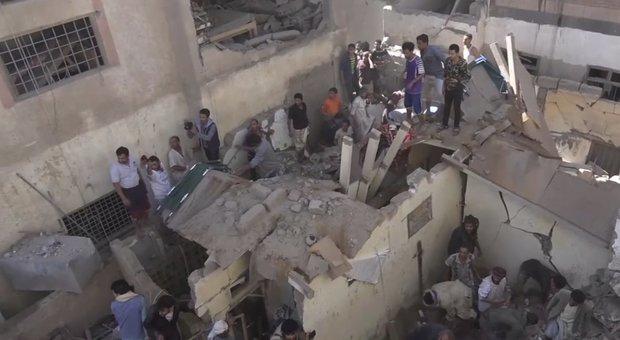 Yemen, ancora terrore e morte: in un raid uccisi almeno sei persone, quattro sono bambini