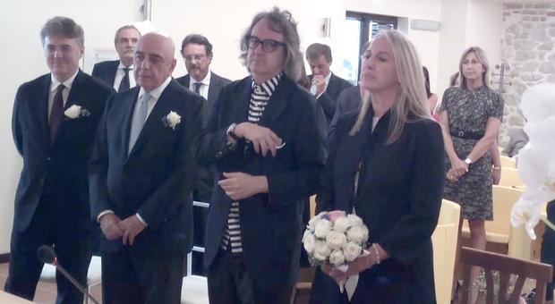 Matrimonio In Fotografia : Gigi marzullo si è sposato: ecco le foto del matrimonio con