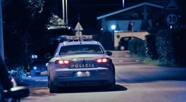 Polizia di pattuglia