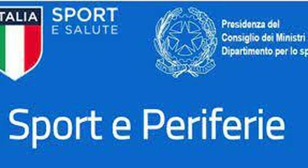 Bando Sport e Periferie, al Comune di Otricoli 500 mila euro