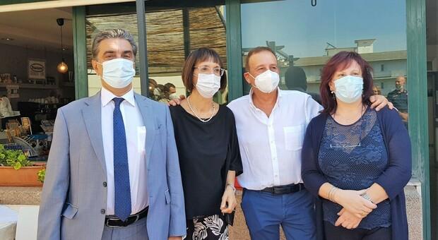 """Terni, Tre pensionamenti in questura, Bruno Failla: """"Grazie per il vostro contributo"""""""