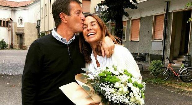 Cristina Parodi, 25 anni di matrimonio con Giorgio Gori: «I nostri 3 figli pieni di passioni molto diverse dalle nostre»