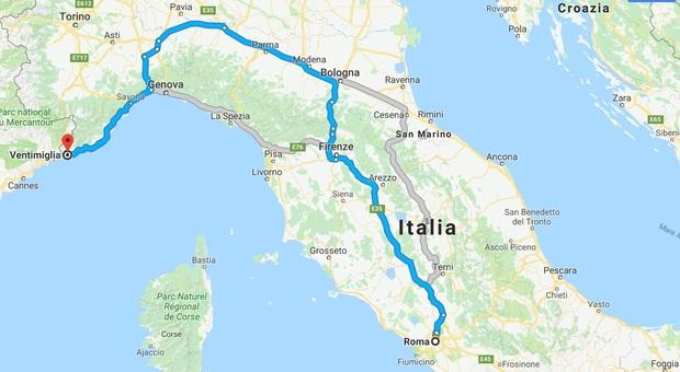 Genova A10 Bloccata Ecco Le Strade Alternative Per Raggiungere Il