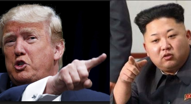 Corea del Nord, Trump: «Soluzione pacifica, ma comportatevi bene». Pyongyang: «Logica da gangster: rischio guerra nucleare improvvisa»