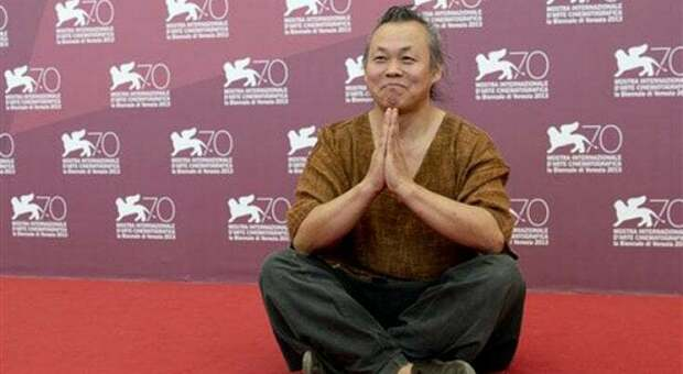 Il regista Kim Ki-duk