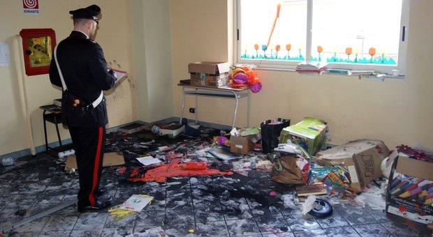 Liceo, quattro raid in meno di due settimane. Gli studenti fermati: «Volevamo emulare il videogioco»