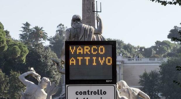 Roma, rimborsi Ztl: via libera del Campidoglio. Sarà prorogata la validità dei permessi