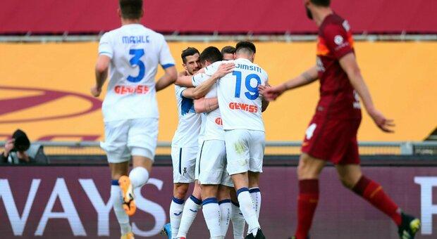 Serie a, Roma-Atalanta: diretta alle 18:30. Le probabili formazioni del match