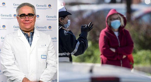 Coronavirus Roma, Sanguinetti: «Covid ancora in circolo: vanno isolati subito i focolai»