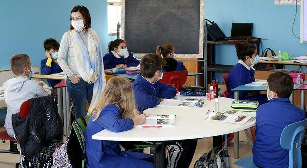 Nuovo Dpcm, mascherina obbligatoria in classe anche alle elementari. Didattica online alle superiori