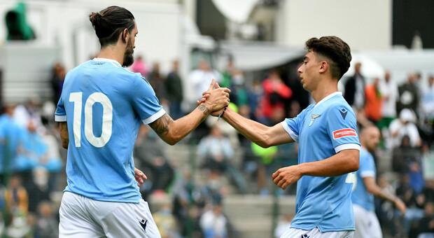 Lazio, col Padova in amichevole finisce 1 a 1. A segno Luis Alberto su calcio di rigore
