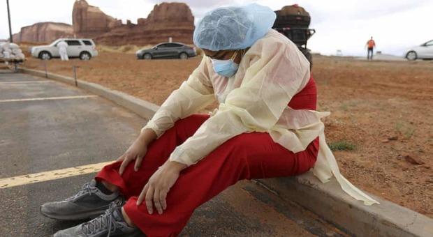 Coronavirus, Navajo allo stremo: ad aiutarli arrivano fondi irlandesi e un team di Msf