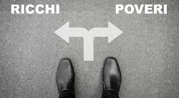 Ricchezza globale aumenta ma persistono disuguaglianze. Cina al top fra i Paperoni