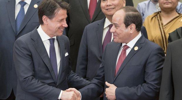 Regeni, Conte si lamenta con il presidente egiziano:
