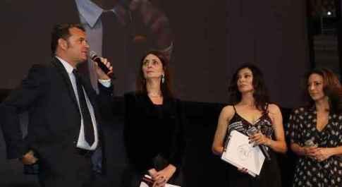 Il Ministro Gian Marco Centinaio, Danielle Di Gianvito, Roberta Lanfranchi e Roberta D Amato