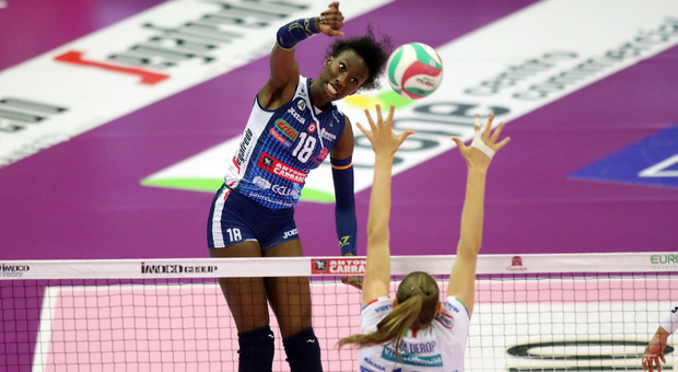 Conegliano e i record: 40-38 nel secondo set della prima finale scudetto, 62 vittorie e 47 punti per Paola Egonu