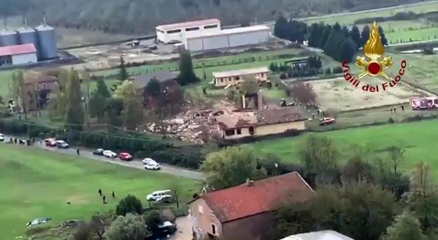 Esplosione ad Alessandria, i sospetti del proprietario della cascina: «L'hanno fatto per invidia»