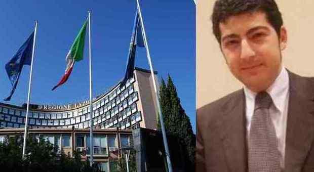 Regione Lazio, il magistrato Andrea Baldanza nuovo capo di ...