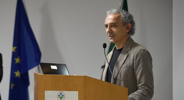 Il sindaco, Damiano Coletta