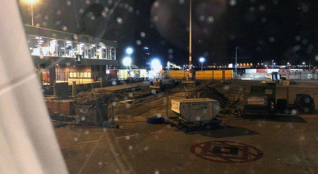 Amsterdam, allarme dirottamento falso. Air Europa: «Attivato per errore»