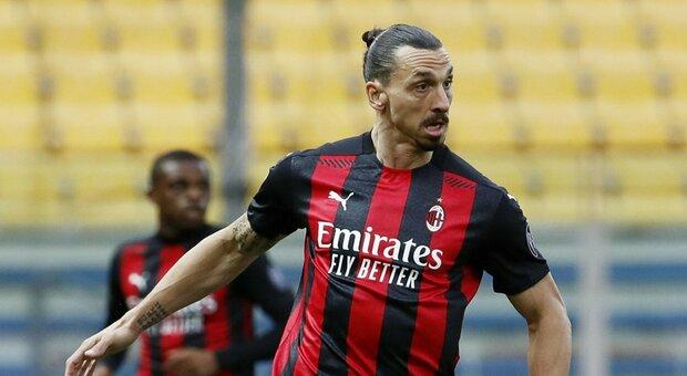 Serie A, Ibra verso il rinnovo con il Milan: «What Z happening?». L'indizio social per i tifosi