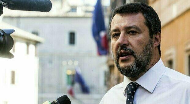 Riaperture, Salvini da Draghi: «Su Arcuri il giudizio lo darà la storia»