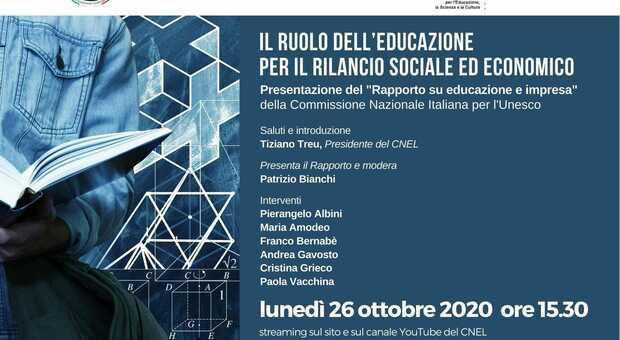 Il manifesto del convegno Unesco