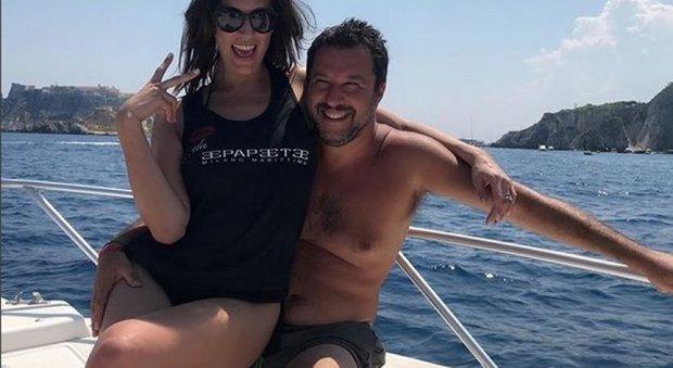Elisa Isoardi: «Salvini? Ero gelosa, rubai la password dal suo cellulare»