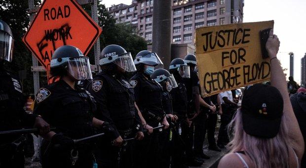 Negli Usa oltre 1.300 persone morte per mano della polizia