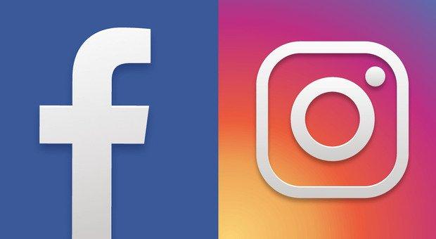 Facebook e Instagram down: le app non funzionano, segnalazioni in tutta Italia
