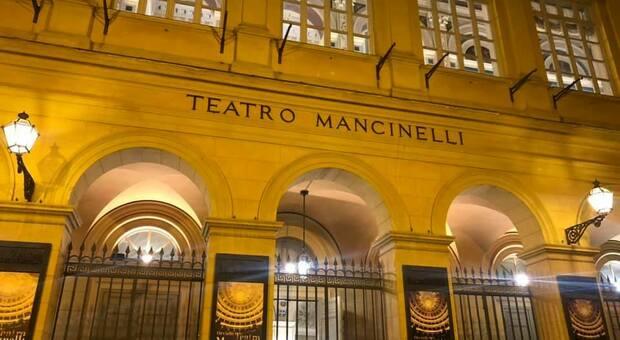«Facciamo luce sul teatro». Anche il Mancinelli di Orvieto si è illuminato