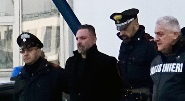 Il giorno dell'arresto di Giuseppe Trovato