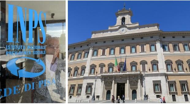 Furbetti di Montecitorio , cinque deputati hanno chiesto il bonus Inps da 600 e 1.000 euro