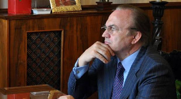 Il Prefetto Francesco Tagliente, 71 anni, Questore di Rona dal 2010 al 2012