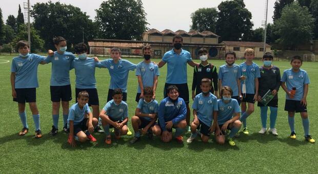 Accordo tra l'Accademia Calcio Sabina e l'Atletico Sabina per rafforzare il settore giovanile