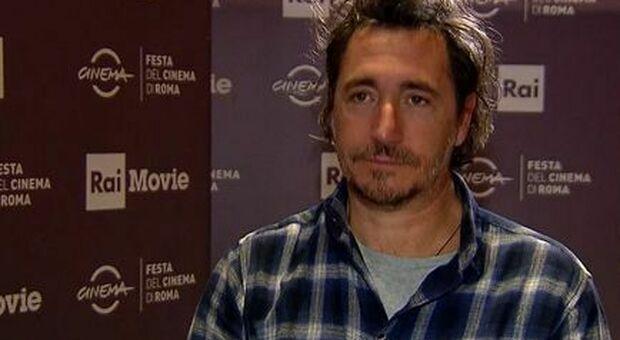 Il regista Alex Infascelli