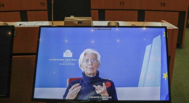 Lagarde: «Cancellare il debito? No, va contro i trattati Ue»