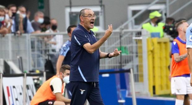 Lazio, i dubbi di Sarri in vista della gara contro il Galatasaray