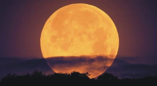 """È la notte della """"Superluna"""": l'unica visibile del 2017"""