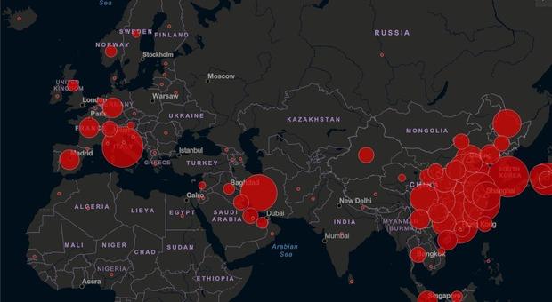 Coronavirus, Oms: virus contenibile. Primo caso in Molise. Italia, pronte 80 caserme. Azione Ue