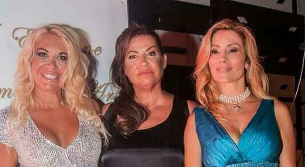 Barbara Castellani, Anna Silvia Angelini e Antonella Salvucci