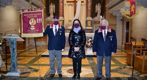 Celebrato il 76° anniversario dell'estremo sacrificio del commissario Filippo Palieri